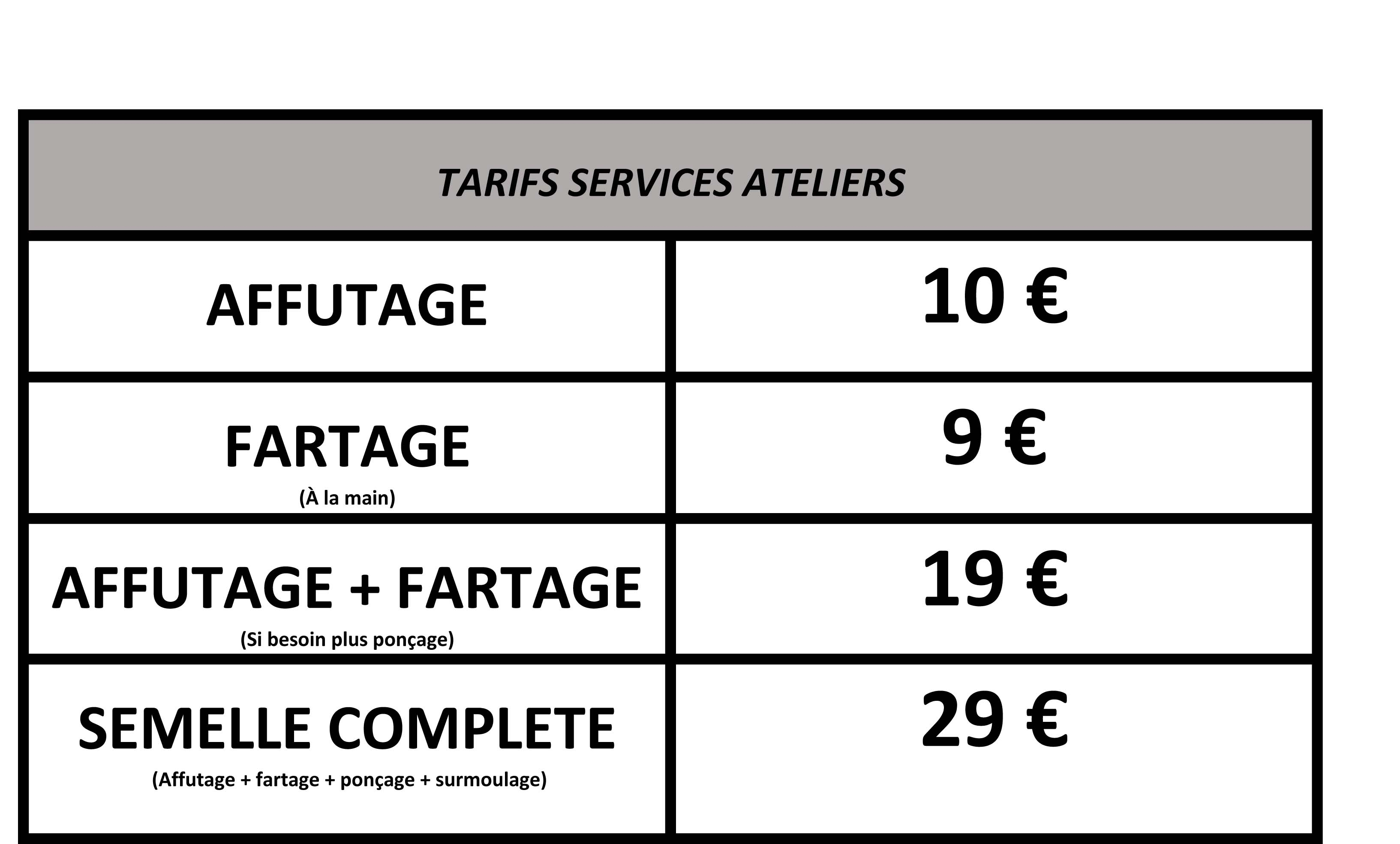 tarifs-services